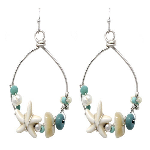 SEA LIFE EARRING