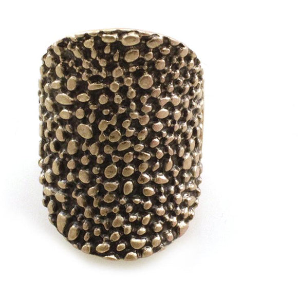TEXTURE STRETCH RING
