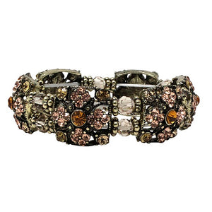 Antique Bohemian bracelet