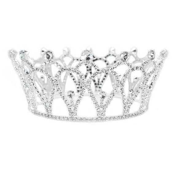 WEDDING & BRIDAL TIARA