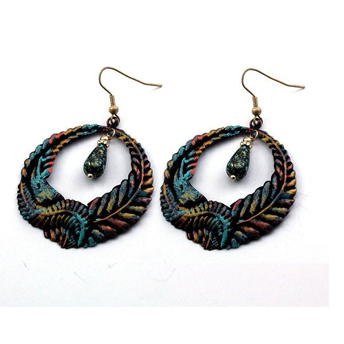 Bohemian Wreath earring