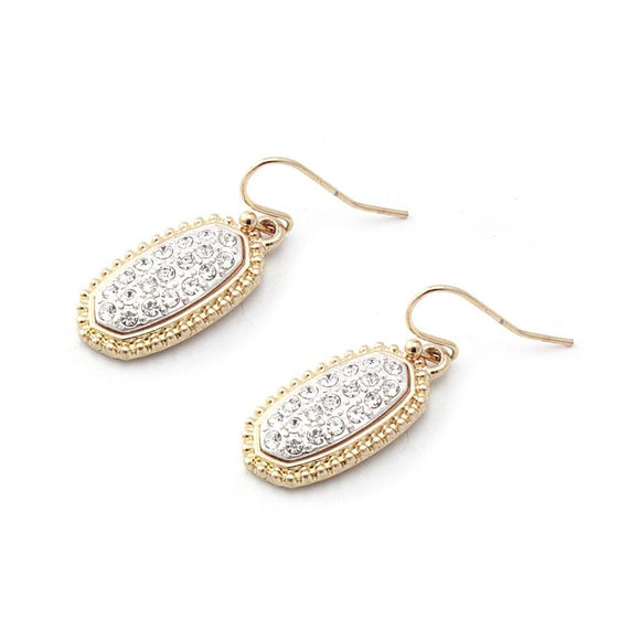 PAVE EARRING