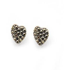MINI HEART EARRING - GOLD