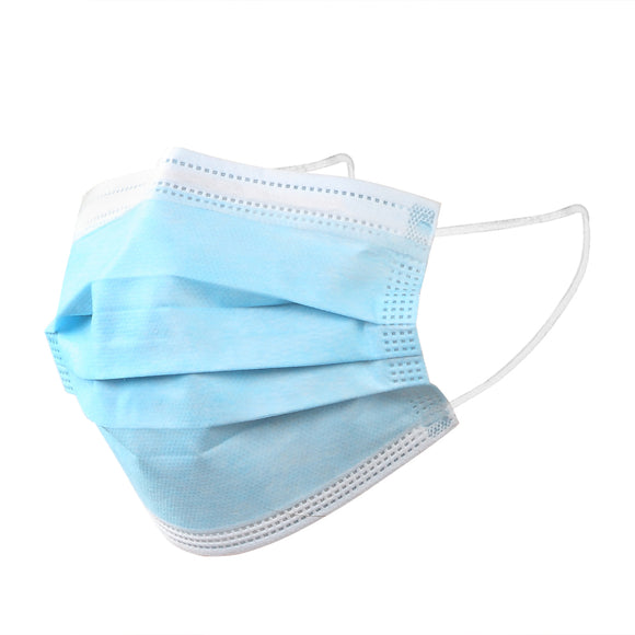 [50PC PACK] 3 Layer Surgical Mask