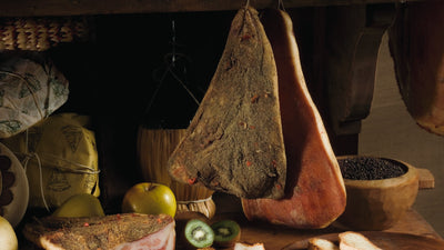 Guanciale Norcia –Peppered (Whole)