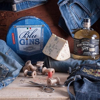 Blu Gins Cheese - La Casearia Carpenedo
