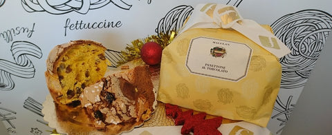 Panettone Maculan with Torcolato Sweet Wine