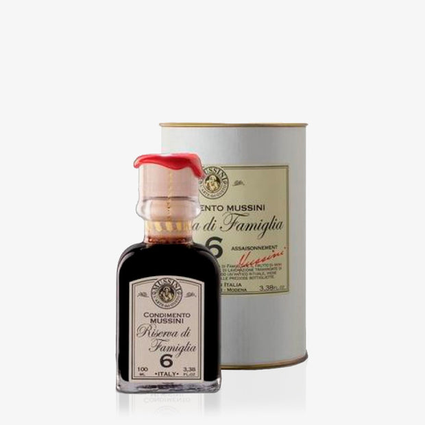 Acetaia Mussini - Balsamic Vinegar 'Family Reserve' CILINDRO