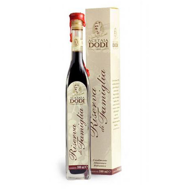 Acetaia Dodi - Family Reserve Balsamic Vinegar - Fine Food Gifts | Italian Gift Baskets – Dolceterra Italian Within US Store‎