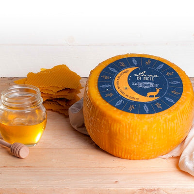 Cheese refined in Honey - Fine Food Gifts | Italian Gift Baskets – Dolceterra Italian Within US Store‎