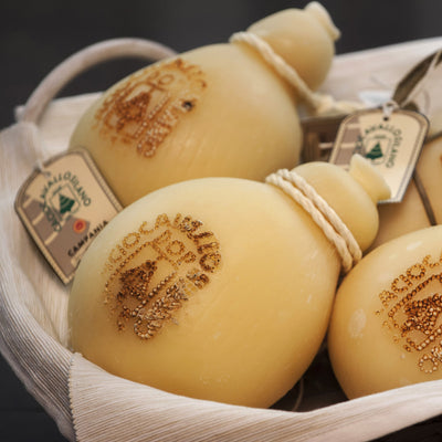 Caciocavallo Silano Cheese Whole