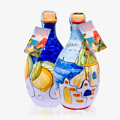 Dolceterra Limoncello of Sorrento Jars Collection - Fine Food Gifts | Italian Gift Baskets – Dolceterra Italian Within US Store‎
