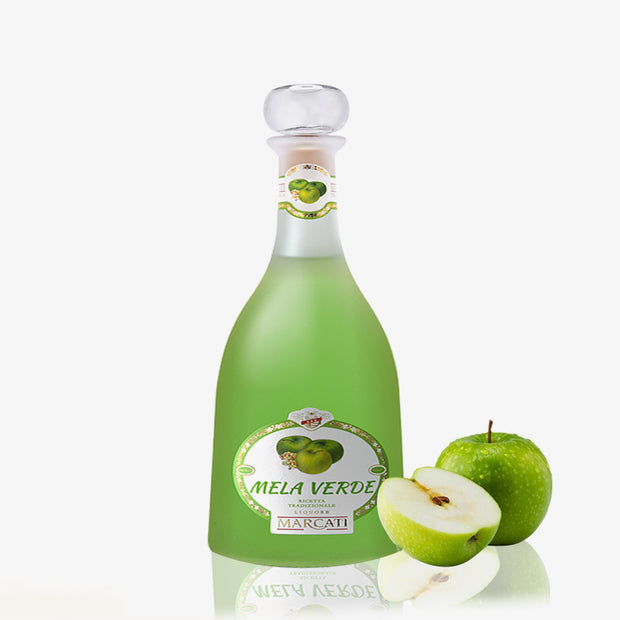 ELEGANT GREEN APPLE LIQUEUR
