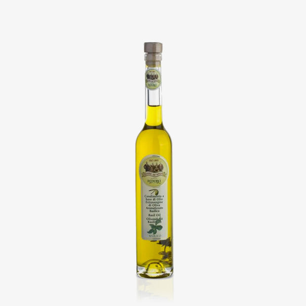 Extra Virgin Olive Oil Basil Flavoured 100 ml