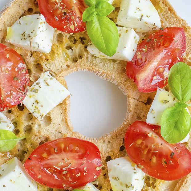 Friselle - bagel-shaped toasted roll - Fine Food Gifts | Italian Gift Baskets – Dolceterra Italian Within US Store‎
