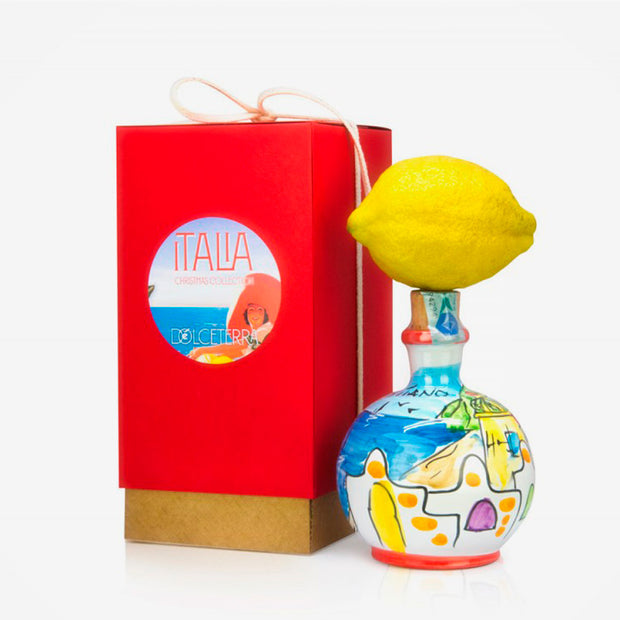 Gift Box Limoncello Dolceterra & Fresh Amalfi Coast Lemon