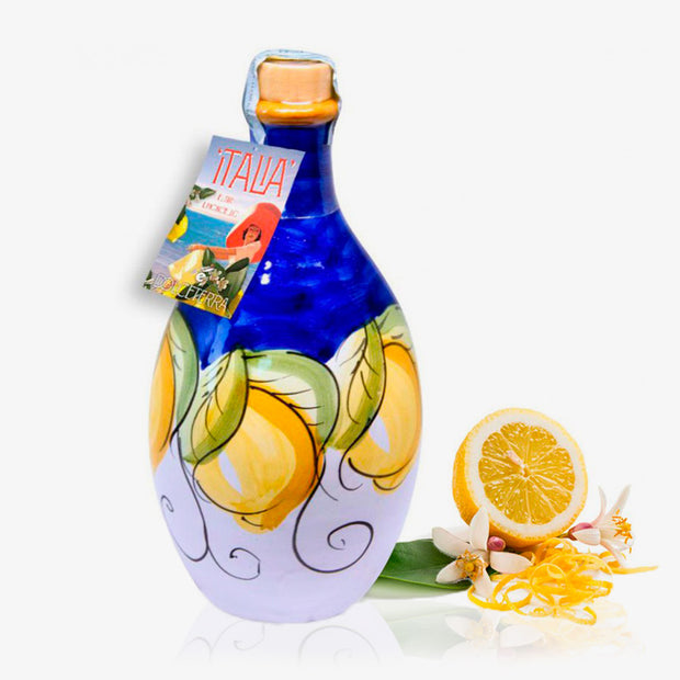 'LEMON' Dolceterra Limoncello of Sorrento Jar