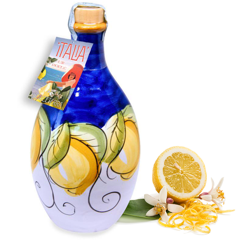 Limoncello of Sorrento Jar - Fine Food Gifts | Italian Gift Baskets – Dolceterra Italian Within US Store‎