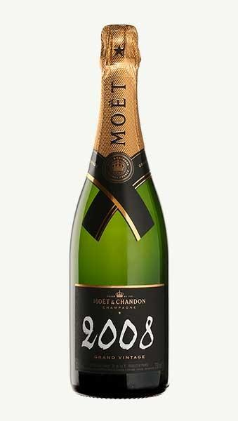 Champagne Moët & Chandon Grand Vintage 2008