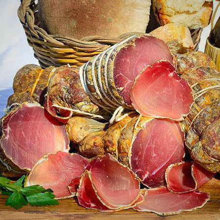 The Aromatic Calabrian 'Culatello'