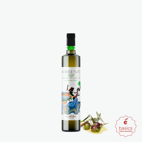Dolceterra Cold-Pressed Organic Olive Oil - Small 8.8 oz