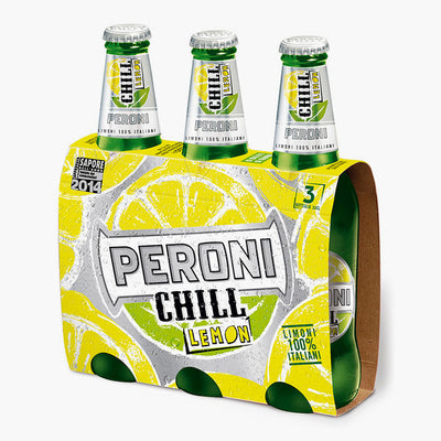 Peroni Chill Lemon Sorrento