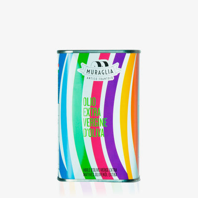 Rainbow Tin - Extra Virgin Olive Oil Muraglia
