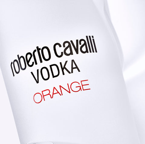 Roberto Cavalli Orange Vodka Limited Edition - Gift Box
