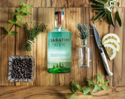 Sabatini Tuscan London Dry Gin - Fine Food Gifts | Italian Gift Baskets – Dolceterra Italian Within US Store‎