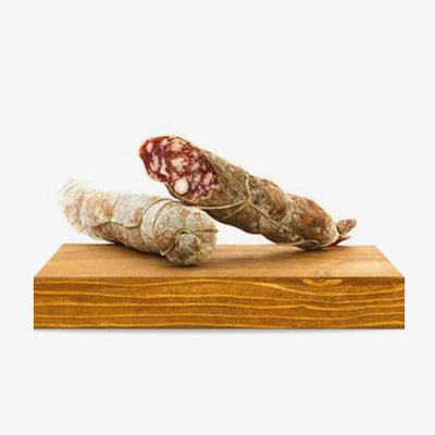 Salame Finocchiona - Fine Food Gifts | Italian Gift Baskets – Dolceterra Italian Within US Store‎