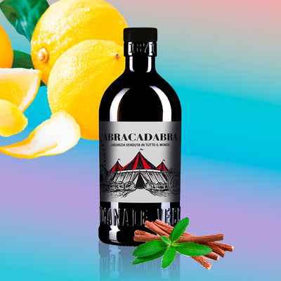 'Abracadraba' Authentic liquorice liqueur of Calabria
