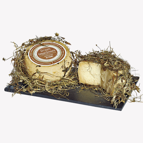 """Fenarolo"" Cheese Affined in Hay"