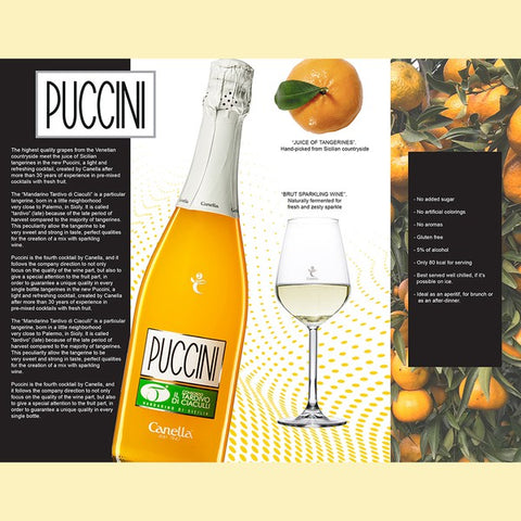 Puccini Cocktail  of Venice