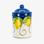 Home Styleware-Salt or sugar jar - Fine Food Gifts | Italian Gift Baskets – Dolceterra Italian Within US Store‎