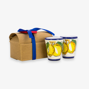 Home Styleware-Glasses - Fine Food Gifts | Italian Gift Baskets – Dolceterra Italian Within US Store‎