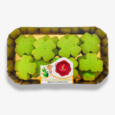 Bronte pistachio biscuits - Made in Sicily