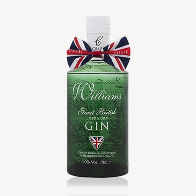 """Williams"" Great British Gin"