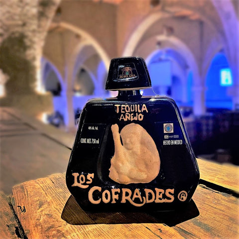 Tequila los Cofrades Anejo Limited Edition