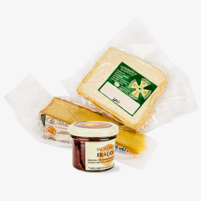 Dolceterra Cheese Collection 04 (Valle d'Aosta) - Fine Food Gifts | Italian Gift Baskets – Dolceterra Italian Within US Store‎