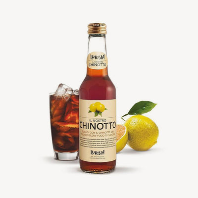 Chinotto Lurisia (4 x 9.3 oz)