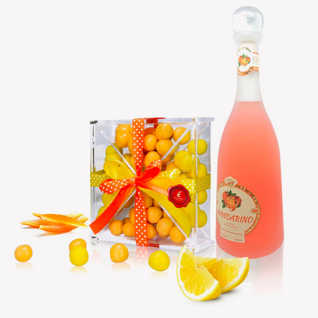 CHOCOLATE LIMONCELLO ORANGE LIQUEUR - Fine Food Gifts | Italian Gift Baskets – Dolceterra Italian Within US Store‎