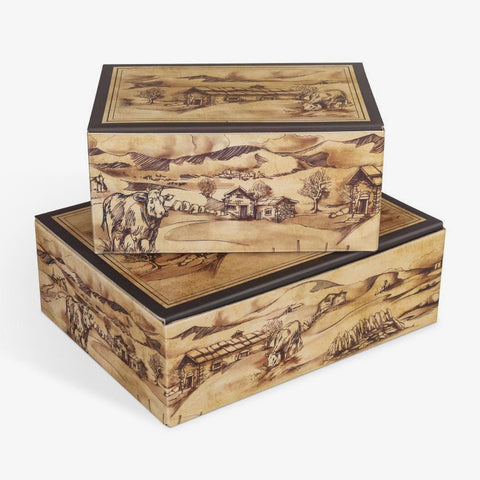 Luxury Gift Box 'Pascolo di Montagna'
