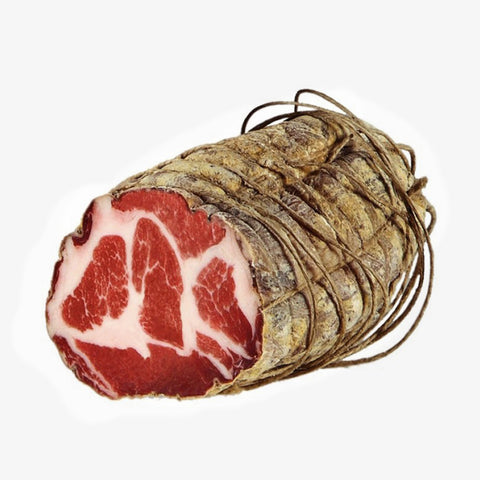Traditional Coppa Salami - Fine Food Gifts | Italian Gift Baskets – Dolceterra Italian Within US Store‎