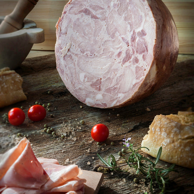 Salame Rosa: Mortadella's hidden brother