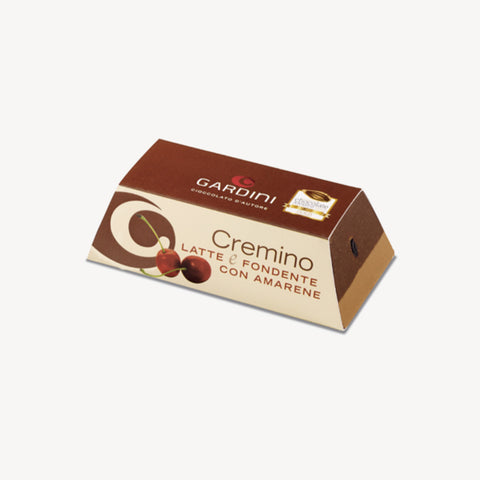 Milk and Dark Chocolate with Cherries -DOLCETERRA'S COLLECTION