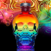 Vodka Crystal Head Rainbow Limited Edition