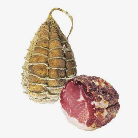 Traditional Culatello Zibello Fiocco (half) - Fine Food Gifts | Italian Gift Baskets – Dolceterra Italian Within US Store‎