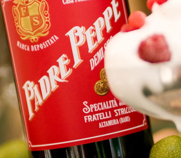 Padre Peppe - Wonderful Walnut Cream Elixir 50 cl