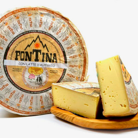 Fontina Italy's best-loved cheeses - Fine Food Gifts | Italian Gift Baskets – Dolceterra Italian Within US Store‎