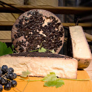"ORGANIC COW'S MILK CHEESE DRUNKEN WITH RED GRAPES – ""CIOCK"""